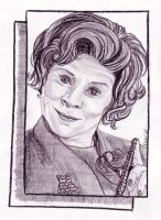 Dolores Jane Umbridge by Elezar81