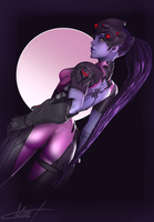 Widowmaker by Jerememez