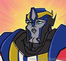 Handsome Sm-OMG by AXEL464