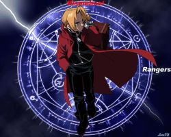 Full metal alchemist Cool by wildcat30