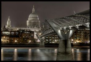 London 13 by aaron-thompson
