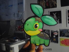 Turtwig by TinySkye