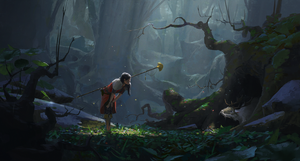 An Encounter + Video Process by JeremyPaillotin