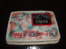 My B-day Cake by CTG22