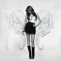 My Angel by ObsessedCyrus