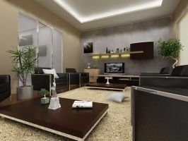 living room mrs lidya by Yeldy