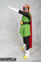 It's the Great Saiyaman by CynicalSniper