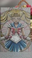 Sailor Moon ~ by moonshadebutterfly