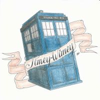 Timey-Wimey TARDIS by FalloutLuver13
