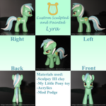 Custom Lyra by AleximusPrime