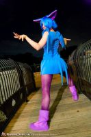 Zubat by TwinklebatCosplay