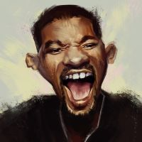 Will Smith by N-Abakumov