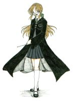Slytherin by FiliaUmbrae