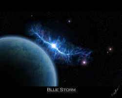 Bluestorm by Arsaneus
