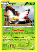 ninjask'd by FlamingClaw