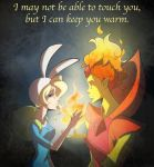 I Can Keep You Warm by Free-man12