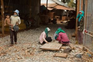 timber workers by watto58