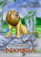 Narnia The lion... by ssejllenrad2