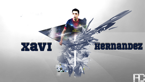 Xavi Wallpaper  by ANILDD11