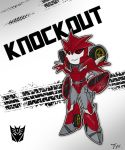 Transformers Prime Knockout by Tyr44
