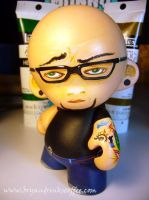 Munny Me Self Portrait by bryancollins
