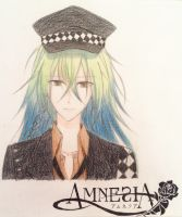 Ukyo -Amnesia- by Enolay