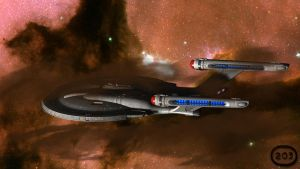 In Search of The Xindi II by GlenRoberson