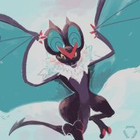 Noivern by mechanical-resonance