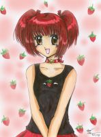 Happy Strawberry by Tamao