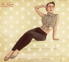 PinUp Girl_II by cande-knd