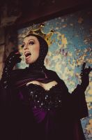Evil Queen 4 by Dr-Benway