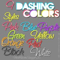 Dashing Colors Styles by MichRhodesSwagger