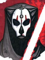 Darth Nihilus by grantgoboom