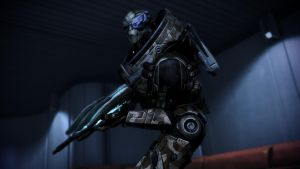 Garrus Vakarian 14 by johntesh