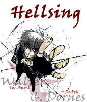 Hellsing - The Angel of DeAth by LuCiFelLo