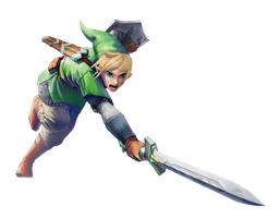 Link Skyward Sword by Master1892