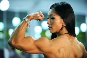 Yeon Woo Jhi 56 by TheMuscleGG