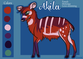 Akila Ref by n-oodle