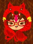 little red riding-what? by loveshugah