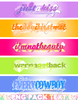 .Png pack text O4 by imnotsupermodel