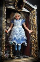 Tall Alice in Wonderland by SutherlandArt