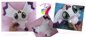 calumon plush by chocoloverx3