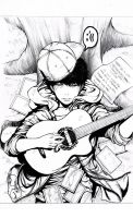 sketchie.guitar. by winwinwinwin