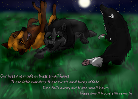 These Small Hours by BlackTailwolf