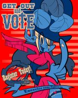 Get out and Vote 2012 by Rocky-O