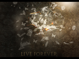 Live Forever by Ti-n