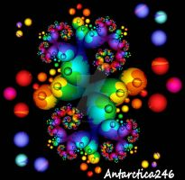 Fractal Bubbles by antarctica246