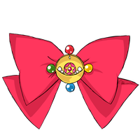 Usagi's first brooch by Sarenboja
