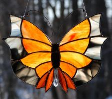 Monarch Butterfly by TheGlassMenagerie