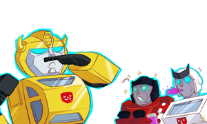 TF: JOLLY GOOD by Mazzlebee